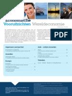 Economische Vooruitzichten wereldeconomie - oktober 2014
