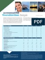 Economische Vooruitzichten België - oktober 2014