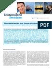 Economische Berichten - Afhankelijkheid en zorg