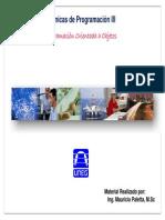 08 - Programación Orientada a Objetos