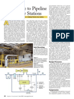 Basic Guide to Pipeline Compressor Stations