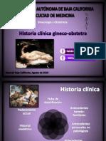 Historia Clinica GYO
