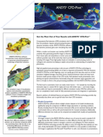 Ansys Cfd Post