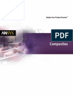 ANSYS COMPOSITS R14