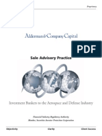 Alderman Sale Advisory Practice