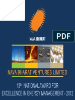 Nava Bharat Ventures Ltd Samalkot