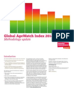Global AgeWatch Index 2014