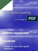 Termoterapia Superficial (2003)