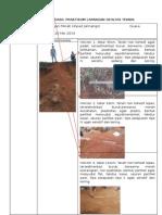 Data Laporan Hasil Praktikum Lapangan Geologi Teknik