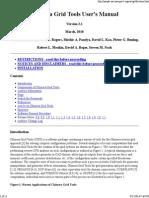 Chimera Grid Tools User's Manual