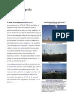 Historia Energia Renovable España