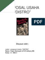 Proposal Usaha (1)