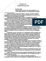 188389862 Ciresarii Vol 1 Cavalerii Florii de Cires