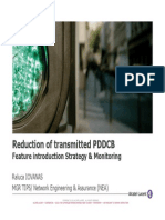 B12 FSM Reduction of Transmitted PDDCB ED01 Rel