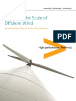Accenture Changing Scale Offshore Wind