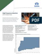 Tata Steel EP HFI Datasheet