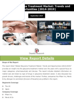 Global Glaucoma Treatment Market