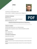 CV GSanchez