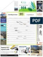 Global Milling Events Calendar 2015