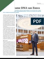 Het duurzame DNA van Eneco