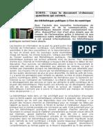 Examen TFLF. Session Janvier2014