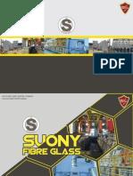 suony fibre glass company brochure
