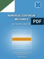 Numerical Continuum Mechanics