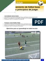 Futbol Base - Desarrollo
