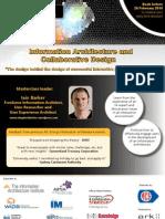 Information Architecture and Collaborative Design