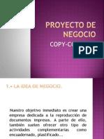 Proyecto de Negocio