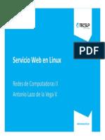 07 Web en Linux