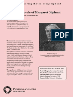 The Selected Works of Margaret Oliphant, Part V and Part VI - The Major Novels