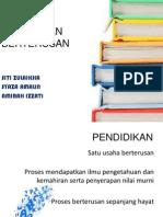 Pendidikan Berterusan