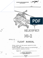 Mi 2 Helicopter Flight Manual