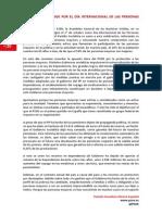 Manifiesto PSOE Dia Internacional de Las Personas Mayores 2014