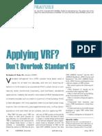 ASHRAE-VRF_Standard15