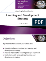 01 Learning and Development Strategy