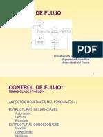 Clase de Repaso y Control de Flujo