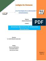 Actividades de La Instrumentación Didáctica