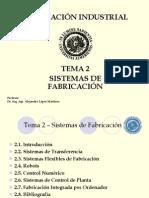FI - Tema 2 - Sistemas de Fabricación (PPT)(1)