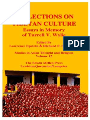 Reflections-on-Tibetan-Culture-Essays-in-Memory-of-Turrell-V