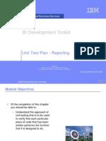 Unit Testing - Reporting