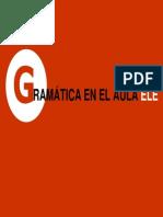 Gramática en el aula Español