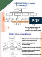 u.iii Diseño Organizacional