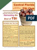 TDI Nov 15 2014