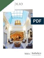 Malta Sotheby's International Realty Portfolio