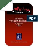 73323977 Konsensus DM Tipe 2 Indonesia 2011