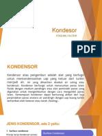 Kondesor (Fouling Factor)