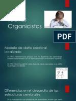 Teorías Organicistas