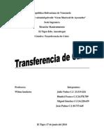 Transferencia de Calor-Motores de Combustion Interna.